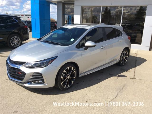 2019 Chevrolet Cruze Premier (Stk: 19C17) in Westlock - Image 2 of 18