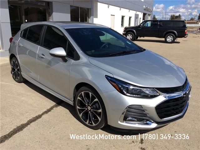2019 Chevrolet Cruze Premier (Stk: 19C17) in Westlock - Image 6 of 18