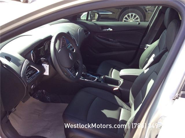 2019 Chevrolet Cruze Premier (Stk: 19C17) in Westlock - Image 8 of 18