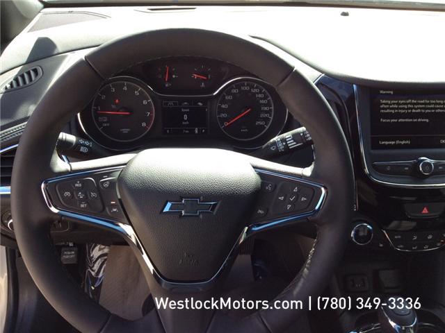 2019 Chevrolet Cruze Premier (Stk: 19C17) in Westlock - Image 11 of 18