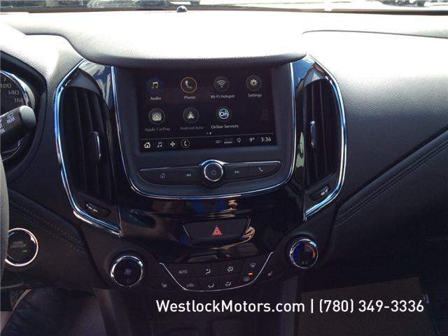 2019 Chevrolet Cruze Premier (Stk: 19C17) in Westlock - Image 12 of 18