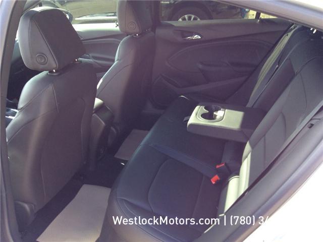 2019 Chevrolet Cruze Premier (Stk: 19C17) in Westlock - Image 14 of 18