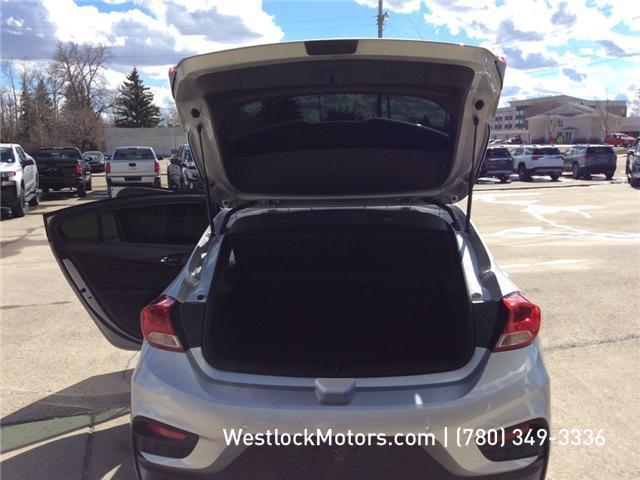 2019 Chevrolet Cruze Premier (Stk: 19C17) in Westlock - Image 17 of 18