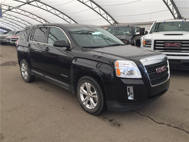 2015 GMC Terrain SLE-1 (Stk: 125042) in AIRDRIE - Image 1 of 19