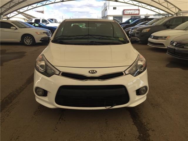 2014 Kia Forte Koup 1.6L SX (Stk: 173903) in AIRDRIE - Image 2 of 19