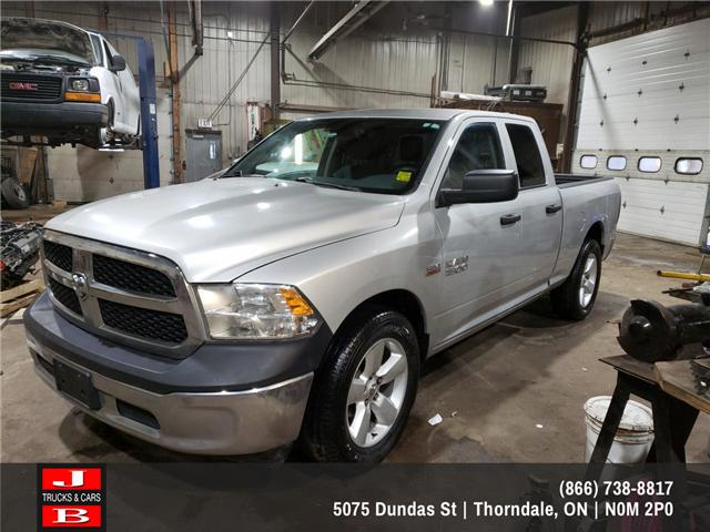 2014 RAM 1500 ST (Stk: 5631) in Thordale - Image 1 of 8