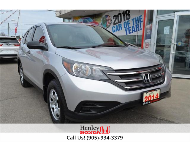 2014 Honda CR-V LX BLUETOOTH HEATED SEATS BACK UP CAMERA (Stk: R9358) in St. Catharines - Image 2 of 22