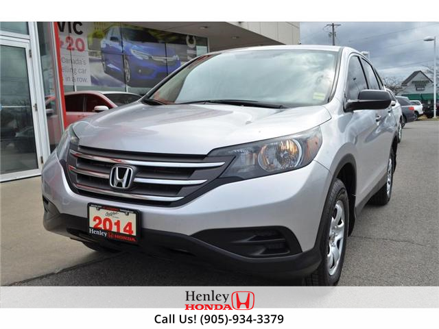 2014 Honda CR-V LX BLUETOOTH HEATED SEATS BACK UP CAMERA (Stk: R9358) in St. Catharines - Image 4 of 22