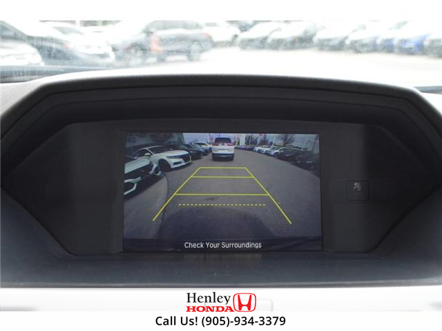 2014 Honda CR-V LX BLUETOOTH HEATED SEATS BACK UP CAMERA (Stk: R9358) in St. Catharines - Image 15 of 22