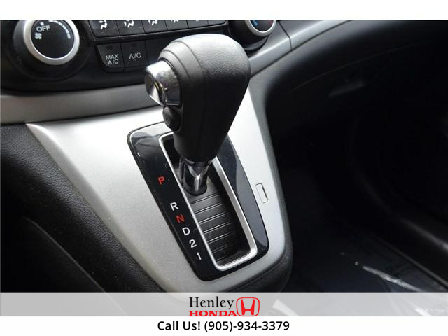 2014 Honda CR-V LX BLUETOOTH HEATED SEATS BACK UP CAMERA (Stk: R9358) in St. Catharines - Image 19 of 22