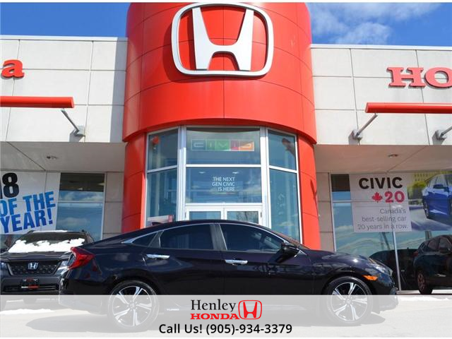 2016 Honda Civic Touring (Stk: R9351) in St. Catharines - Image 1 of 26
