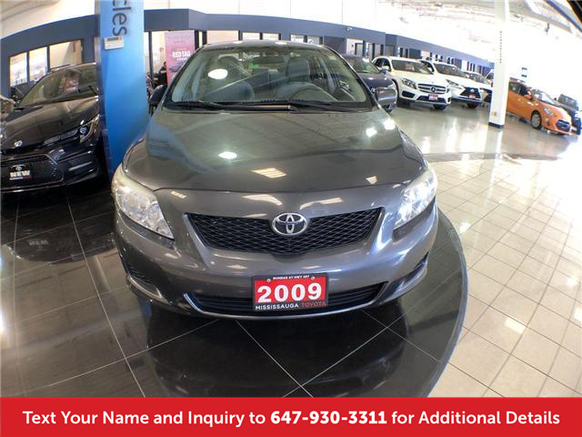 2009 Toyota Corolla CE (Stk: K8411A) in Mississauga - Image 2 of 16