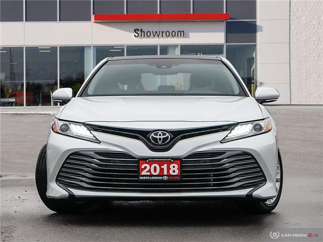 2018 Toyota Camry XLE (Stk: A219520) in London - Image 2 of 27