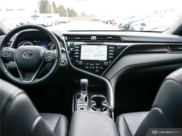 2018 Toyota Camry XLE (Stk: A219520) in London - Image 18 of 27
