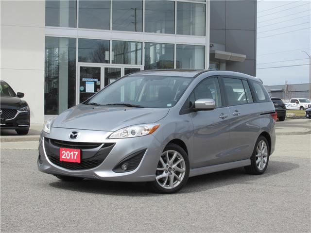2017 Mazda Mazda5 GT (Stk: P5089) in Ajax - Image 1 of 22