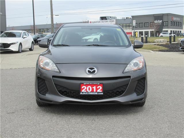 2012 Mazda Mazda3 GX (Stk: 18-1094A) in Ajax - Image 2 of 22