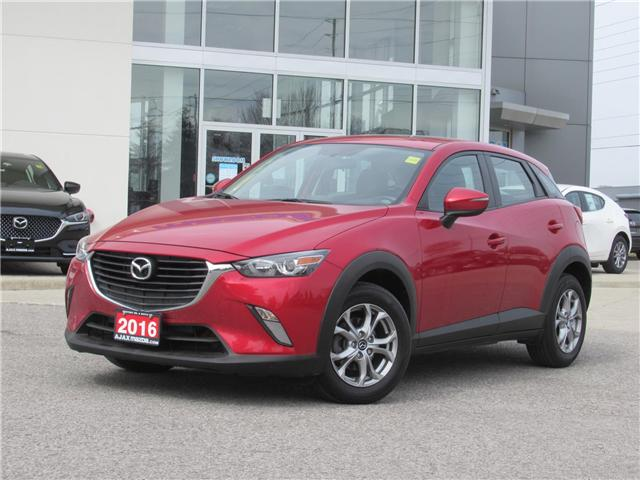 2016 Mazda CX-3  (Stk: P5092) in Ajax - Image 1 of 22