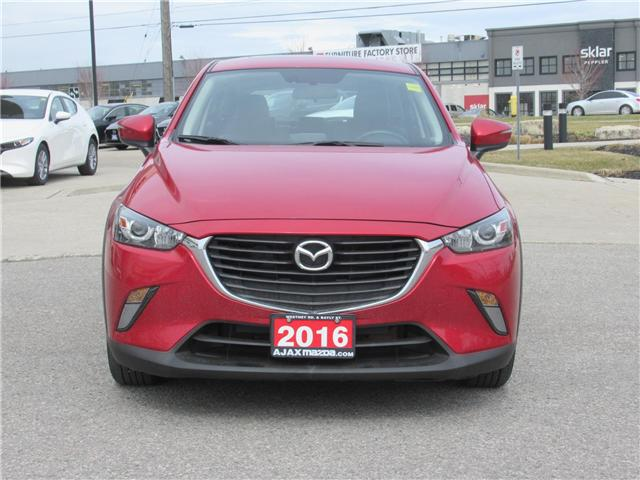 2016 Mazda CX-3  (Stk: P5092) in Ajax - Image 2 of 22
