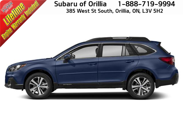 2019 Subaru Outback 2.5i Limited (Stk: DS5172) in Orillia - Image 2 of 9