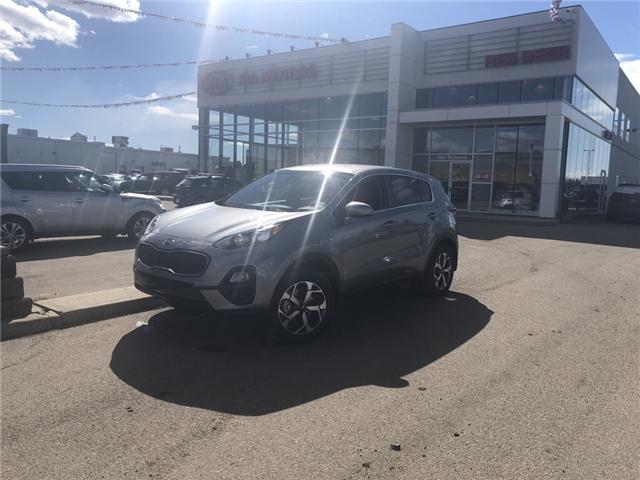 2020 Kia Sportage LX (Stk: 20SP6476) in Red Deer - Image 1 of 17