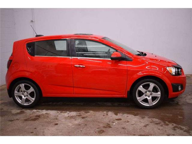 2015 Chevrolet Sonic LTZ - TOUCH SCREEN * HTD SEATS * LEATHER (Stk: B3658) in Kingston - Image 1 of 30