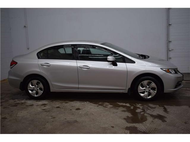 2013 Honda Civic LX - HEATED SEATS * HANDSFREE * CRUISE (Stk: B3585) in Kingston - Image 1 of 30
