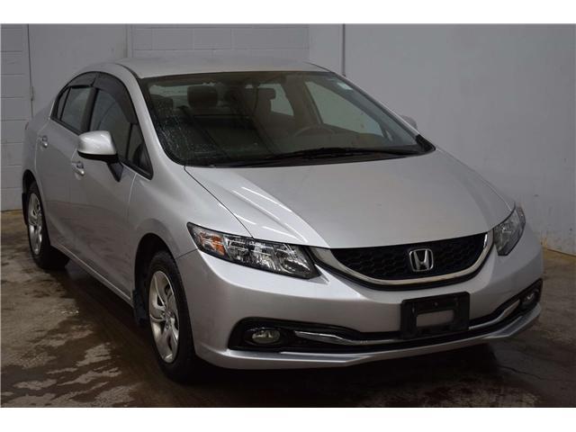 2013 Honda Civic LX - HEATED SEATS * HANDSFREE * CRUISE (Stk: B3585) in Kingston - Image 2 of 30