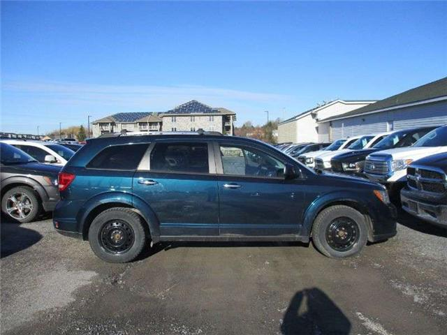 2013 Dodge Journey R/T AWD - BACKUP CAM * DVD * LEATHER (Stk: B3087A) in Kingston - Image 1 of 1