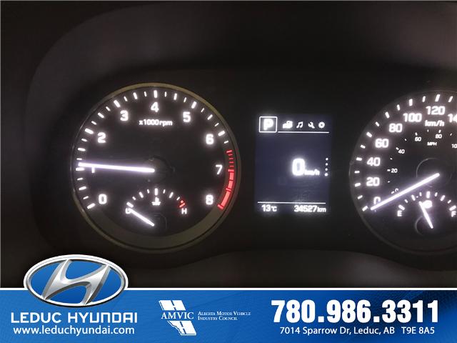 2018 Hyundai Tucson Luxury 2 0L at $27697 for sale in Leduc