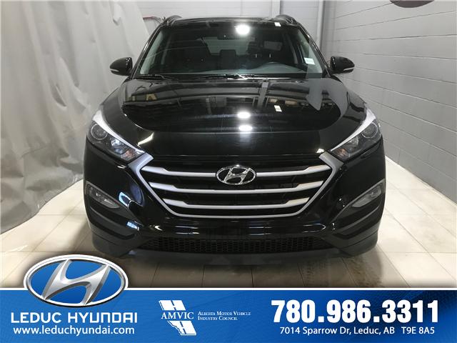 2018 Hyundai Tucson Luxury 2.0L (Stk: PL0127) in Leduc - Image 1 of 7