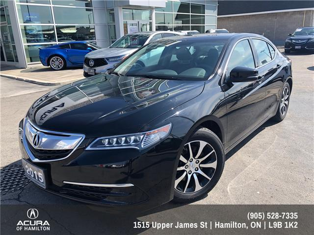 2015 Acura TLX Base (Stk: 1513650) in Hamilton - Image 1 of 16