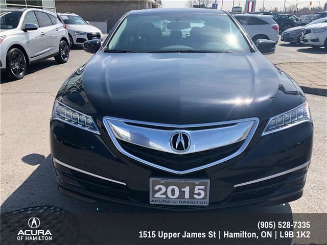 2015 Acura TLX Base (Stk: 1513650) in Hamilton - Image 2 of 16