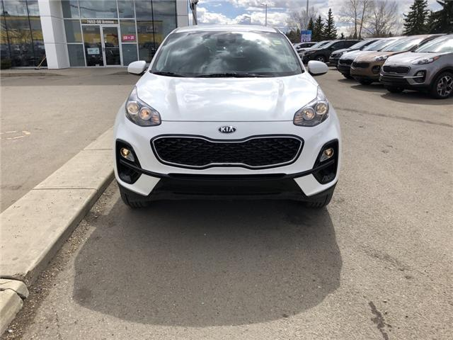 2020 Kia Sportage LX (Stk: 20SP7257) in Red Deer - Image 2 of 11