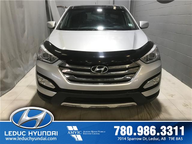 2013 Hyundai Santa Fe Sport 2.0T SE (Stk: 8SF6054A) in Leduc - Image 1 of 8