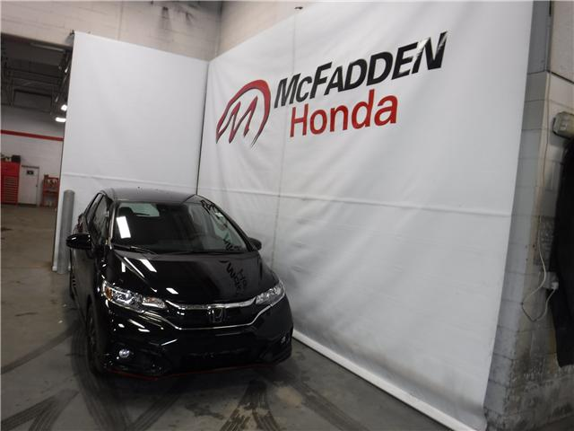 2019 Honda Fit Sport (Stk: 1833) in Lethbridge - Image 2 of 16