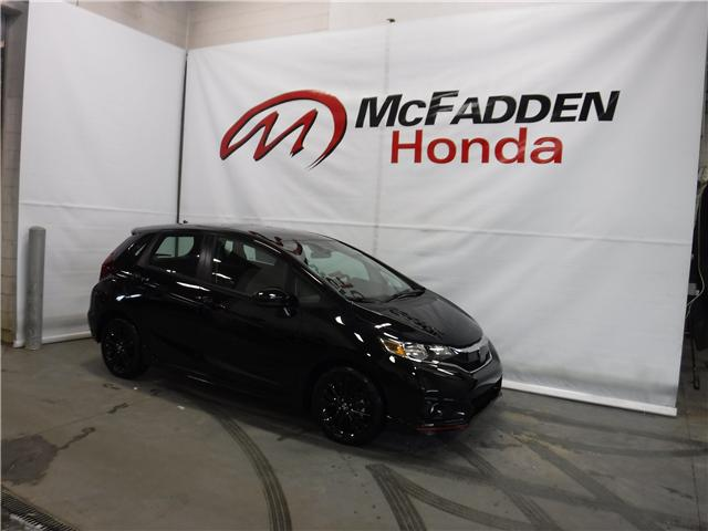 2019 Honda Fit Sport (Stk: 1833) in Lethbridge - Image 1 of 16