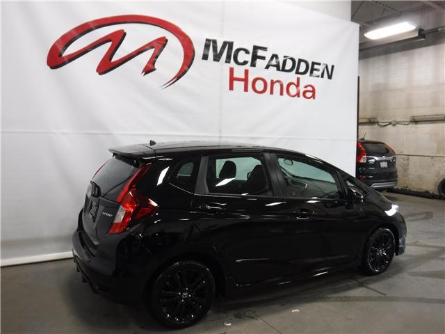 2019 Honda Fit Sport (Stk: 1833) in Lethbridge - Image 5 of 16