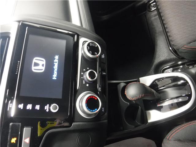 2019 Honda Fit Sport (Stk: 1833) in Lethbridge - Image 11 of 16