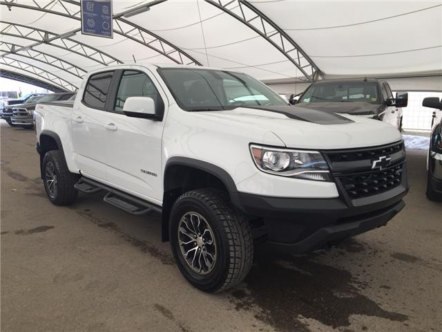 2018 Chevrolet Colorado ZR2 (Stk: 174224) in AIRDRIE - Image 1 of 19