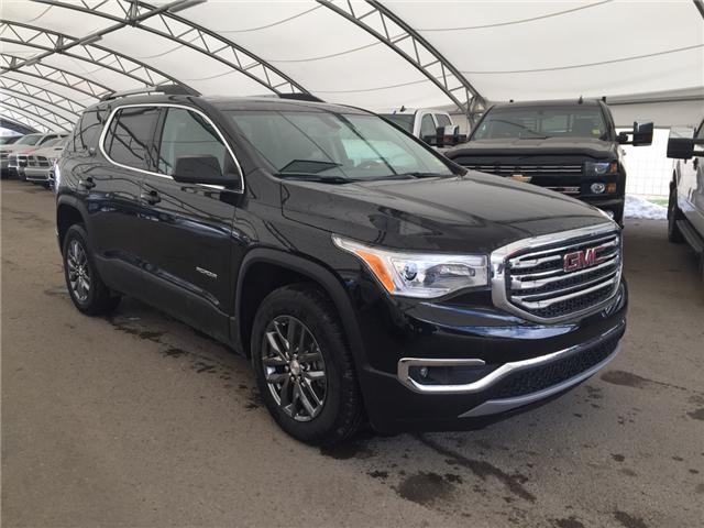 2019 GMC Acadia SLT-1 (Stk: 173554) in AIRDRIE - Image 1 of 25