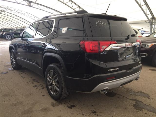 2019 GMC Acadia SLT-1 (Stk: 173554) in AIRDRIE - Image 4 of 25