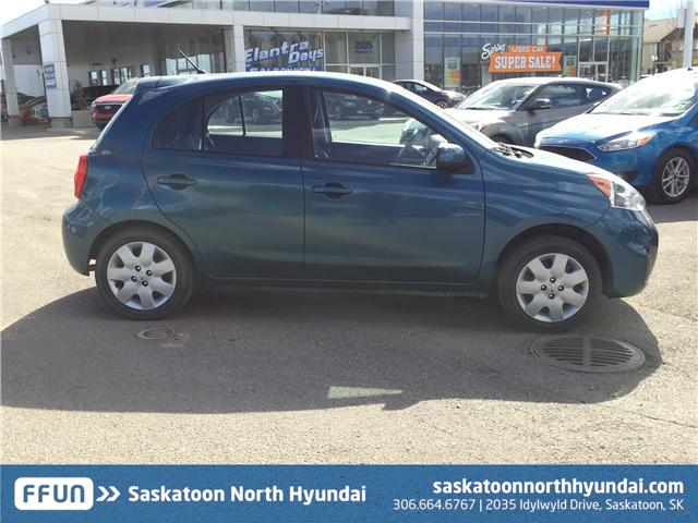 2017 Nissan Micra SV (Stk: B7304) in Saskatoon - Image 2 of 24