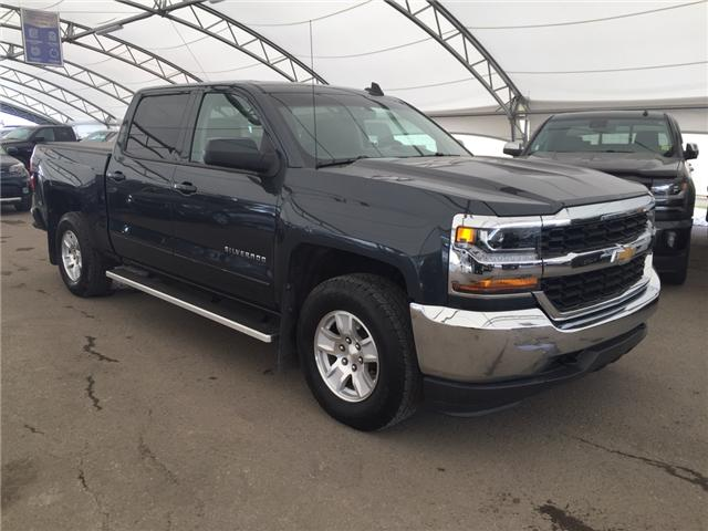 2017 Chevrolet Silverado 1500 1LT (Stk: 163258) in AIRDRIE - Image 1 of 18