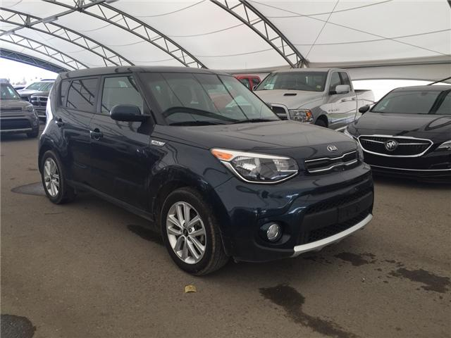 2018 Kia Soul EX+ (Stk: 174289) in AIRDRIE - Image 1 of 18