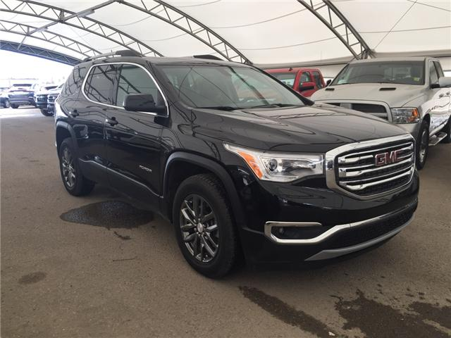 2018 GMC Acadia SLT-1 (Stk: 174211) in AIRDRIE - Image 1 of 25
