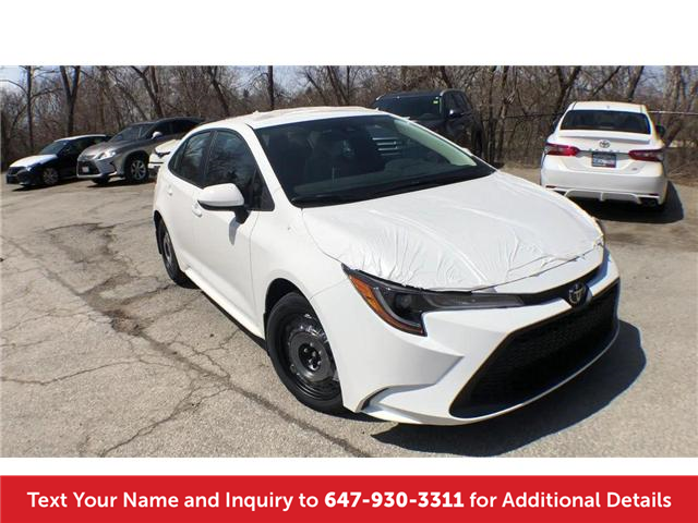 2020 Toyota Corolla LE (Stk: L3009) in Mississauga - Image 2 of 19
