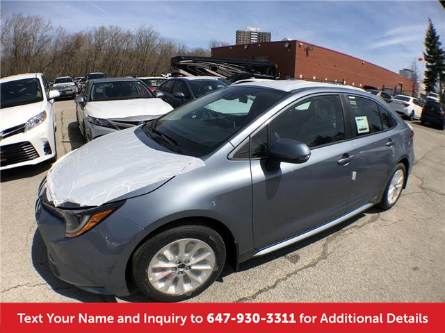 2020 Toyota Corolla XLE (Stk: L3010) in Mississauga - Image 1 of 20
