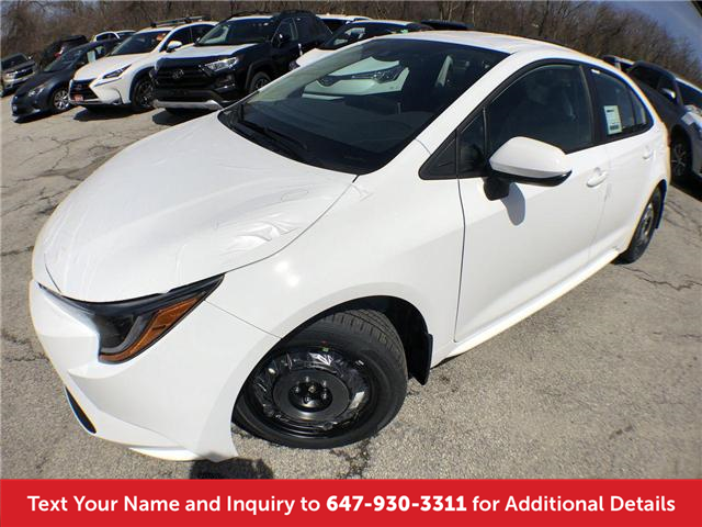 2020 Toyota Corolla LE (Stk: L3013) in Mississauga - Image 1 of 19