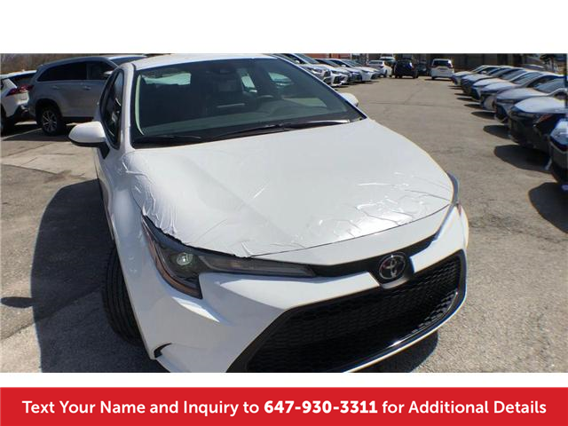 2020 Toyota Corolla LE (Stk: L3013) in Mississauga - Image 2 of 19