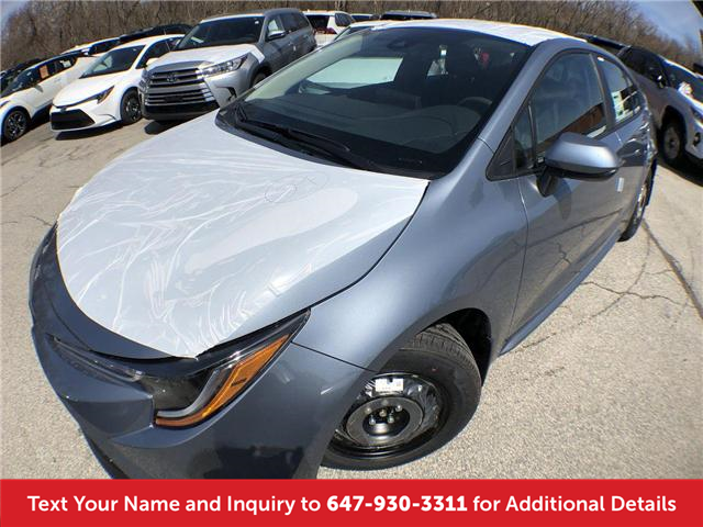 2020 Toyota Corolla L (Stk: L3014) in Mississauga - Image 1 of 19